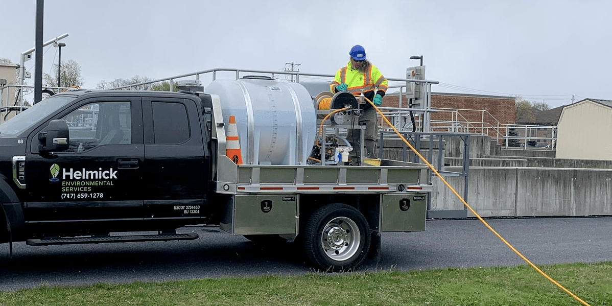 Storm-water Maintenance – Helmick Environmental Services, Inc