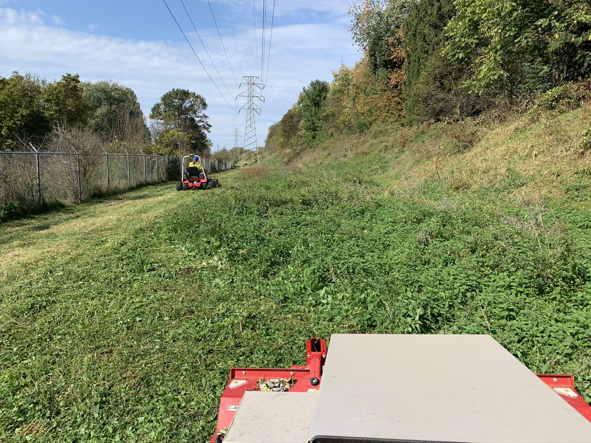 Brush and Slope Mowing